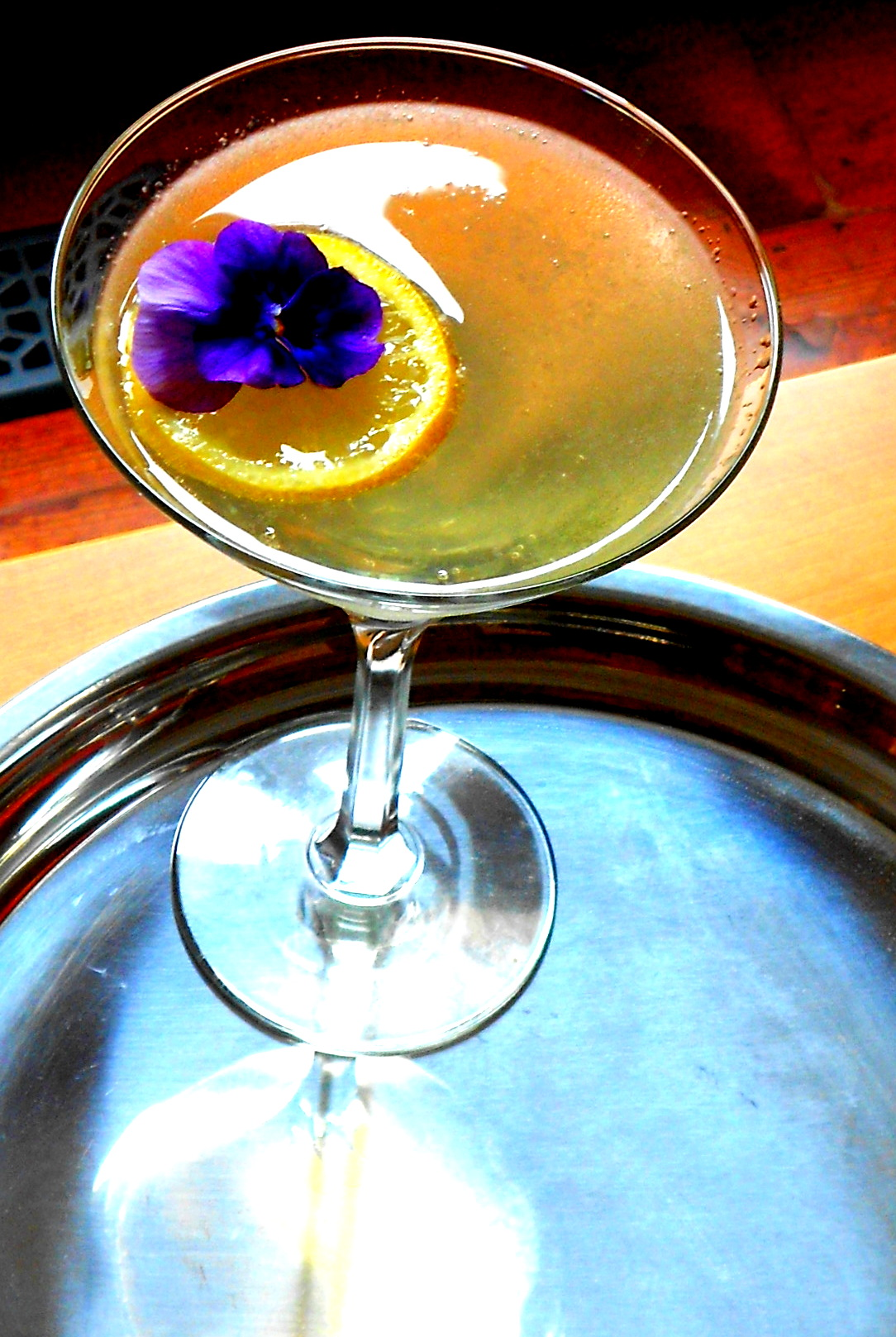 lemon drop pansy 2
