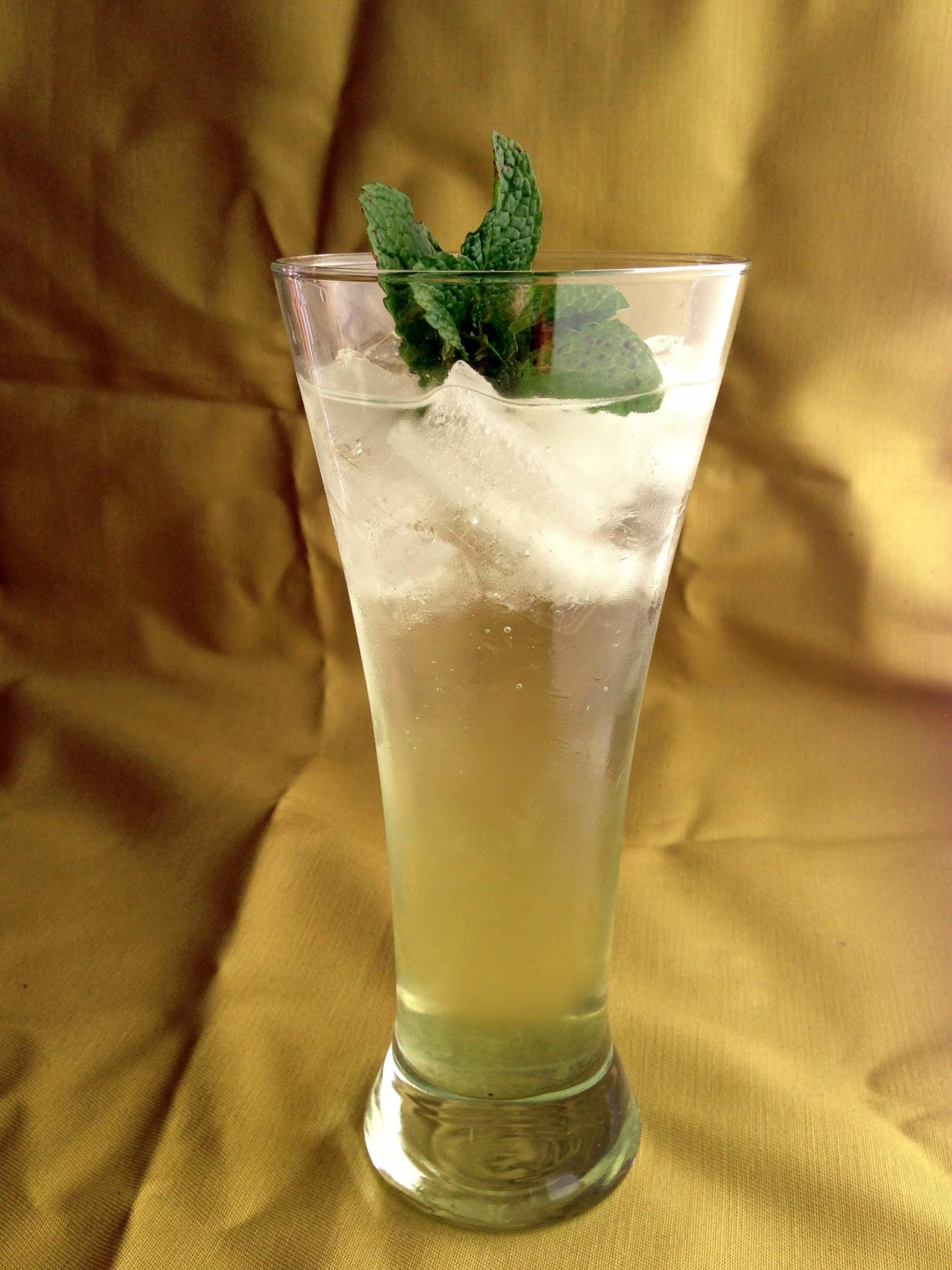 ... sage leaves ½ small lime lemongrass soda lemongrass lime leaf soda
