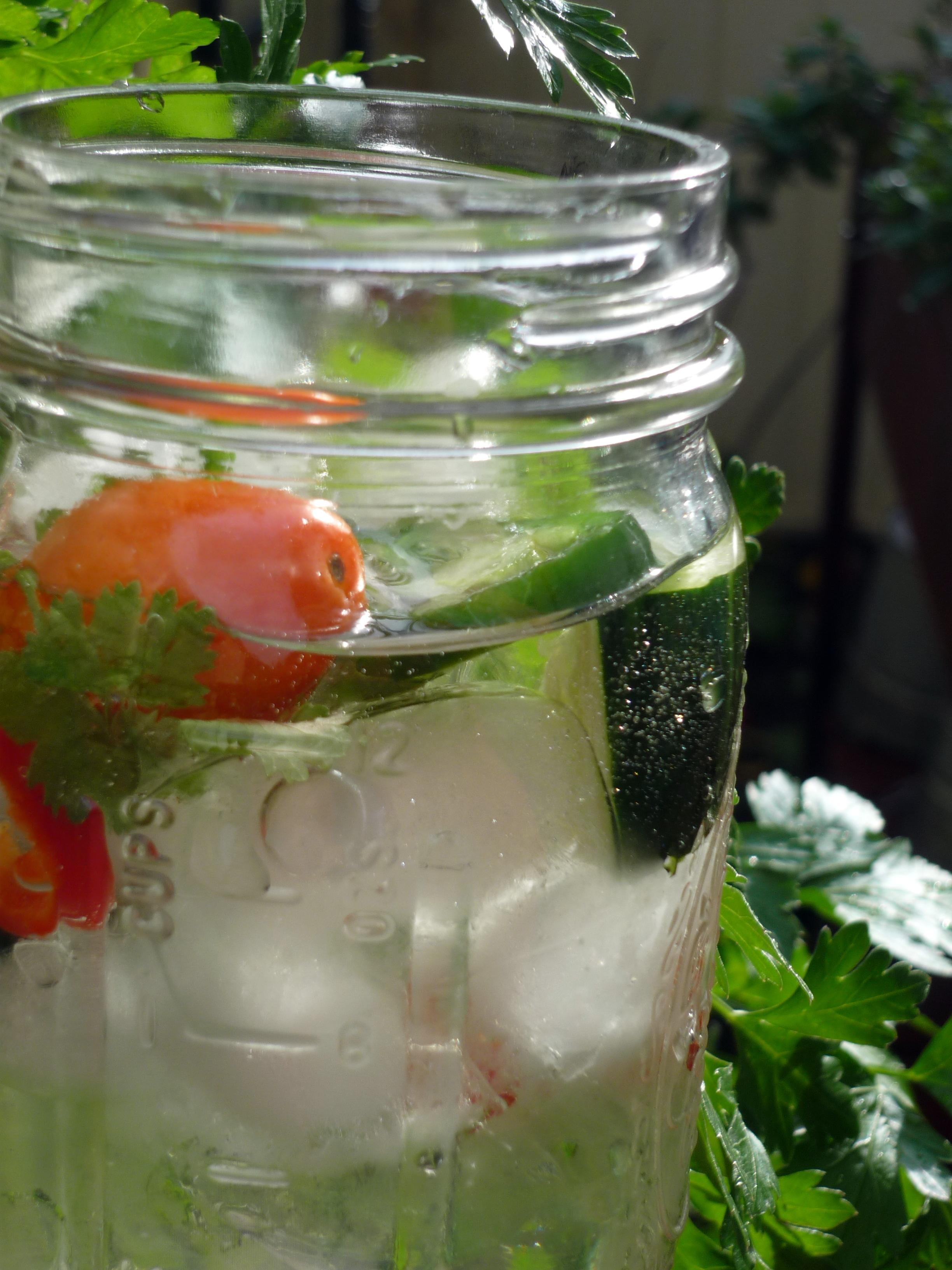 Celery Stalker Gin Cocktail Recipe — Dishmaps