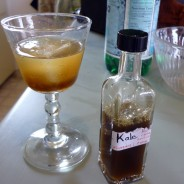 Drinking Vinegars:  The Other Kind of Shrub